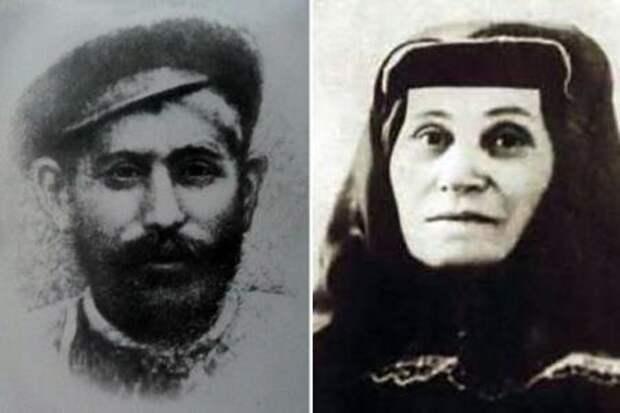 Родители Иосифа Виссарионовича : СССР, коммунисты, сталин, фото.