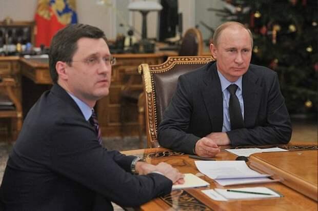 Новак: В апреле РФ вернет почти половину сокращенной добычи