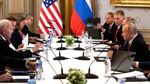 Женева: договорились договариваться дальше. Ростислав Ищенко
