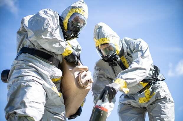 «Все запасы химического оружия уничтожены»