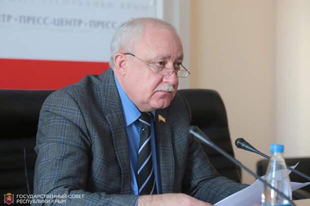 Условия Киева по снятию водной блокады отвергли в Крыму