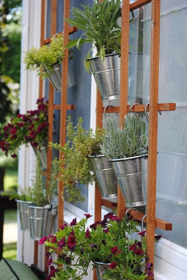 20+ интереснейших идей украшения сада. Очаровательная красота своими руками