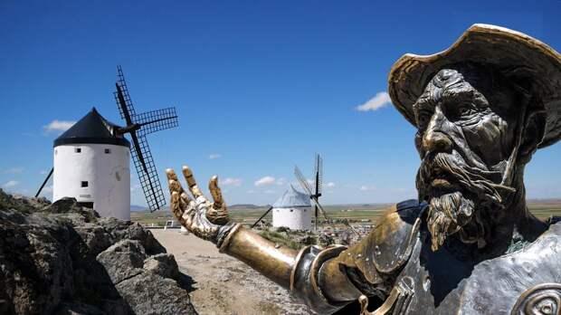 Ветряные мельницы Российской Федерации