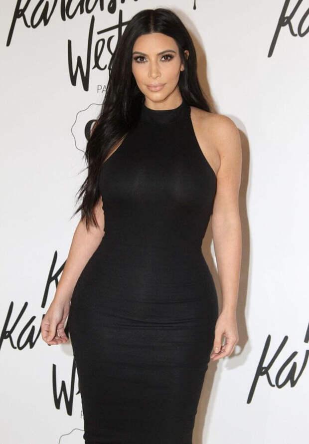 Как Ким Кардашьян похудела на 30 кг за полгода после рождения ребенка