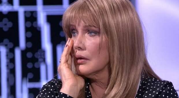 «Зачем она держала его член», — Татьяна Васильева разнесла Елену Проклову