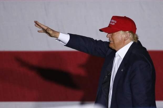 Поляки возмущены: Трампу не место на антивоенных мероприятиях