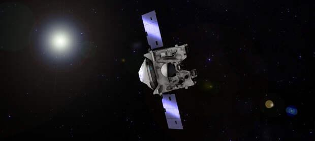 Аппарат NASA OSIRIS-REx возвращается на Землю с образцом астероида на борту