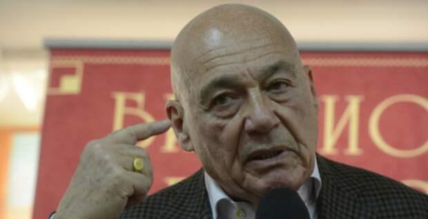 Познер поспорил с патриархом о греховности либерализма
