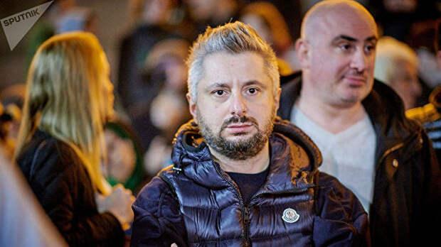 «Заткните ему рот!»: жители Грузии считают гендиректора телеканала «Рустави 2» позором страны