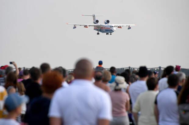 Авиасалон МАКС пройдет в Жуковском с 20 по 25 июля