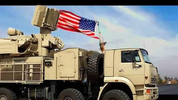 Американцы вывезли из Ливии второй ЗРПК «Панцирь-С1»