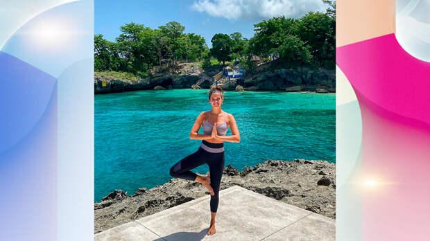 Фитнес от Сары Сампайо