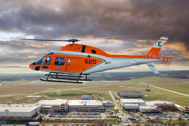 ВМС США получили первый вертолет ТН-73А