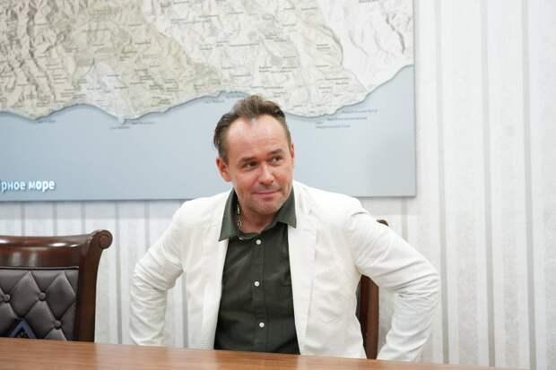 Максим Аверин назначен худруком Сочинского концертно-филармонического объединения