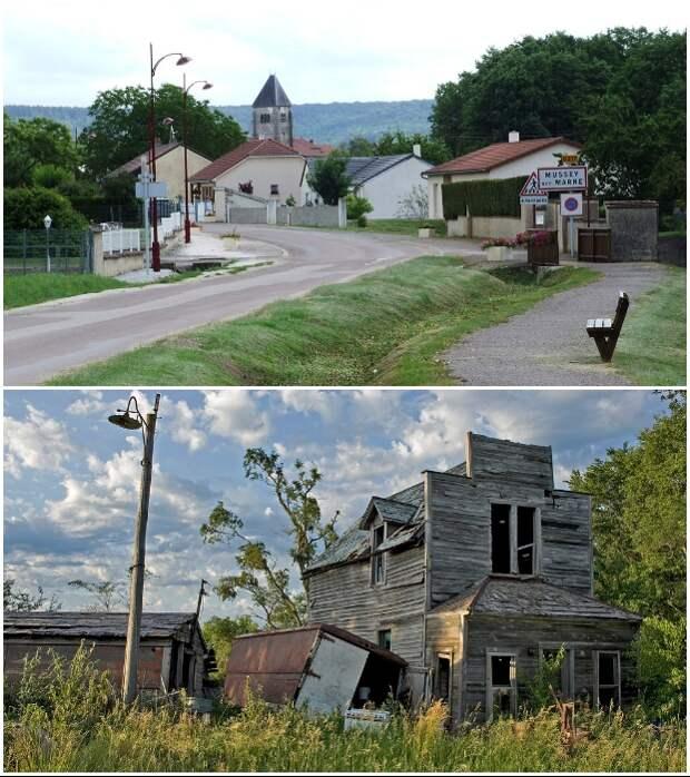 В Марне можно бесплатно получить землю под застройку, правда в городке живет всего лишь 120 человек (штат Айова, США).