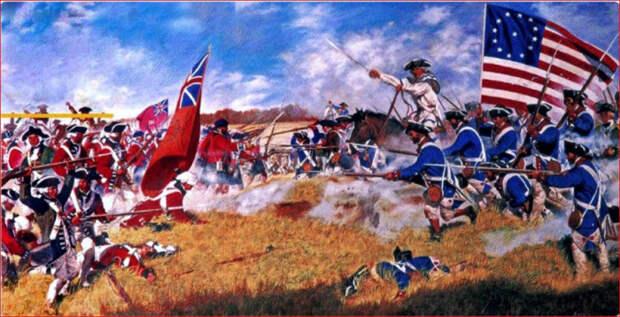 Первые маршалы были ветеранами Американской Революции. |Фото: cutiumum.net.