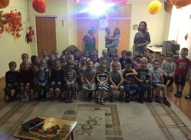 На севере Москвы прошла лекция о правилах безопасности для дошкольников
