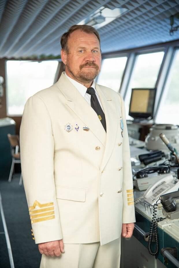 Капитан теплохода «Дмитрий Фурманов»: «Круиз – это всегда приключение!»