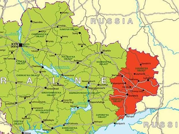 Дуэт военных экспертов в комментарии DW оценил вероятность большой российско-украинской войны