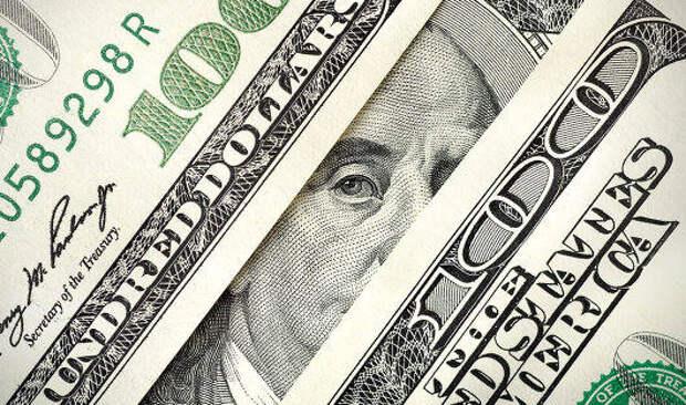 Эксперты объяснили провал доллара к 72 рублям