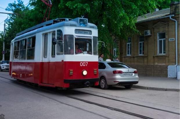 Уникальные трамвайные пути в Евпатории сохранит Минстрой России