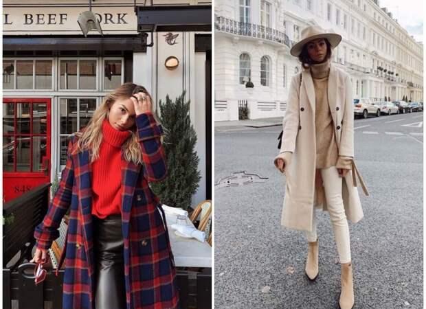 Пальто весна 2019