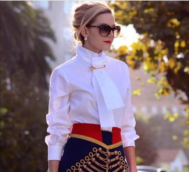 Блузка для офиса: какую надеть, чтобы выглядеть стильно