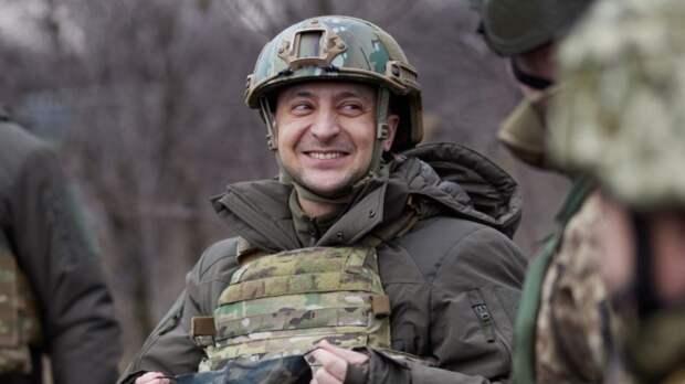 Украинцы высмеяли хвастовство Зеленского успехами соотечественников в космосе