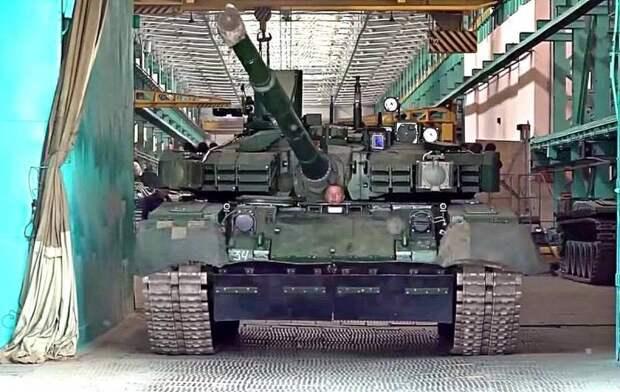Т-64 «Краб» и БПЛА «Сокол-М»: на Украине назвали самые ожидаемые оружейные новинки