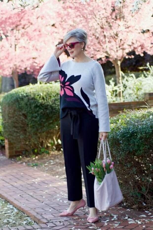 Свежие идеи для гардероба на весну женщинам после 50 лет