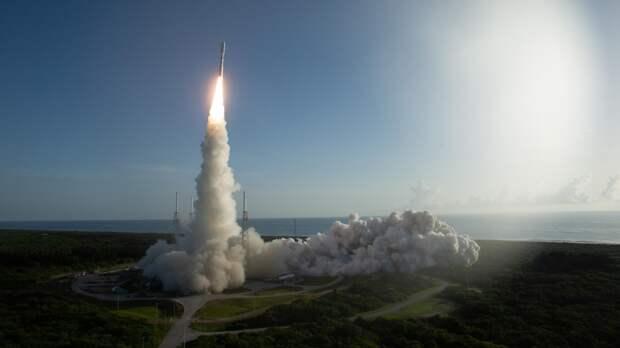 """Усовершенствованные технологии будут применяться в новой ракете """"Амур"""""""