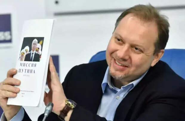Закон Матвейчева зачистит Москву от либералов, не признающих Крым