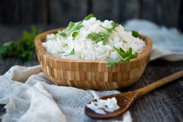 как приготовить рис с подливкой