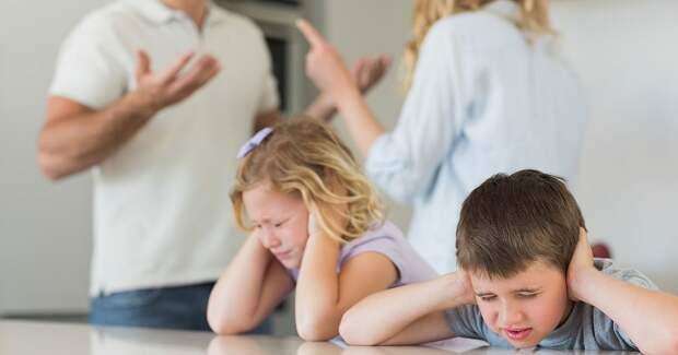 Семейная пара мирно развелась и поделила детей, но родственники все равно недовольны