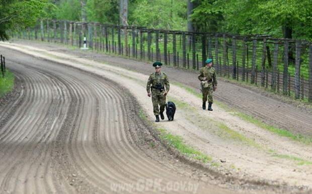 В ФСБ объяснили создание пограничной зоны с Белоруссией