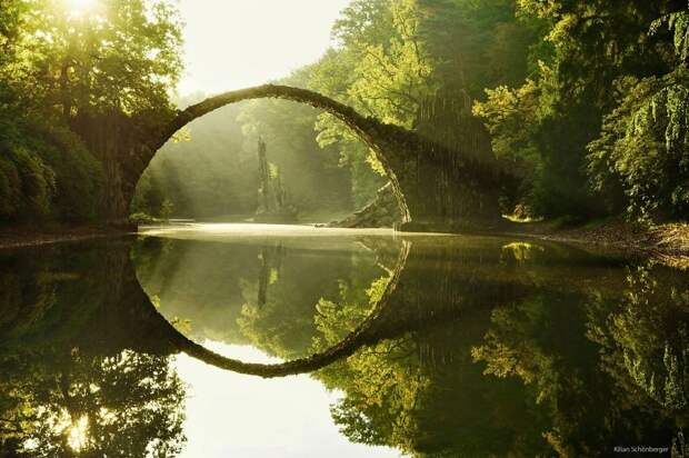 Сказочно красивые мосты изреальной жизни