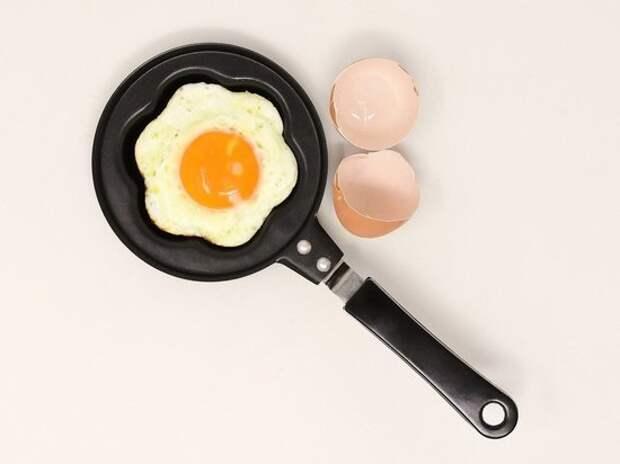 Назван самый вредный способ приготовления яиц