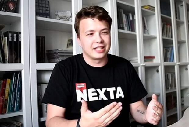 На Украине  «поднялся вой и стон» по поводу задержания Протасевича