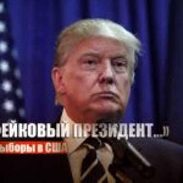 Трамп сравнил избирательный процес в США с выборами в Афганистане