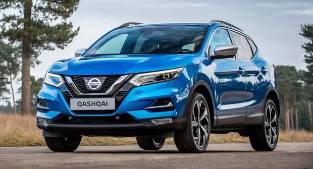Обновленные Nissan Qashqai и X-Trail поступили в продажу