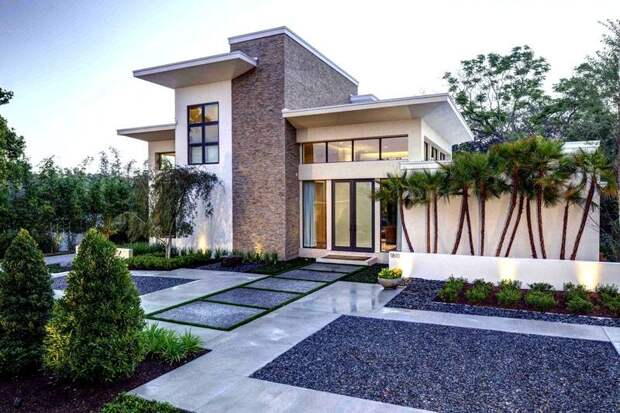 Качественное благоустройство территории частного дома с разумными затратами
