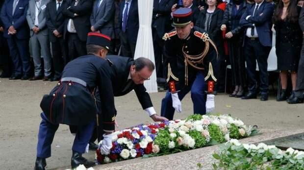 Экс-президент Франции все признал и покаялся. Но его не посадят за терроризм