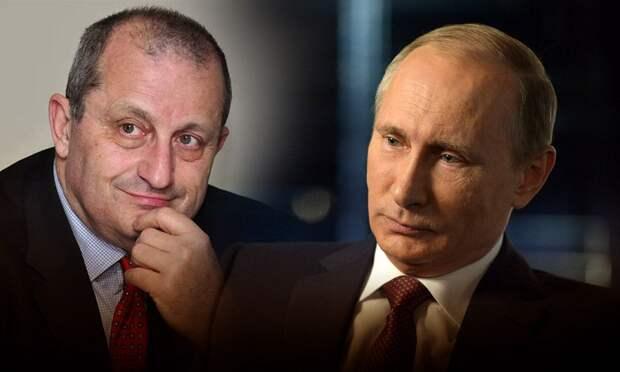 «Была интересная игра»: Кедми вспомнил детали первой встречи с Путиным