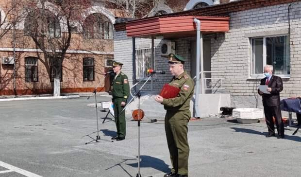 Тюменцы нестремятся проходить альтернативную гражданскую службу вместо армии