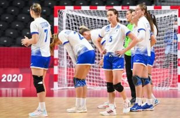 Гандболистки из РФ победили испанок в последнем матче группового этапа ОИ
