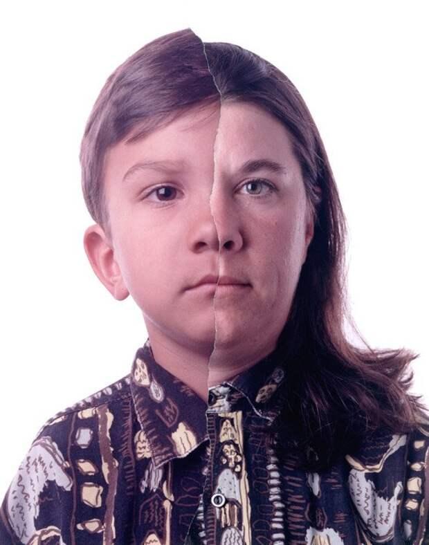 Кровинушка: фотосессия, показывающая, чем мы похожи на родителей