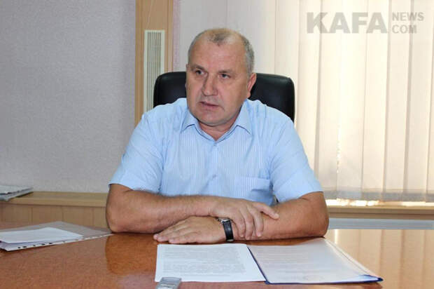 Сергей Бовтуненко – и.о. Главы администрации Феодосии (фото: газета «Кафа»)
