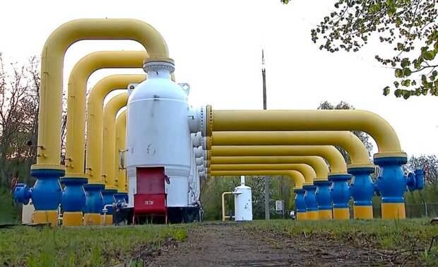 Украина начала шантажировать Европу перестроением своей газовой трубы