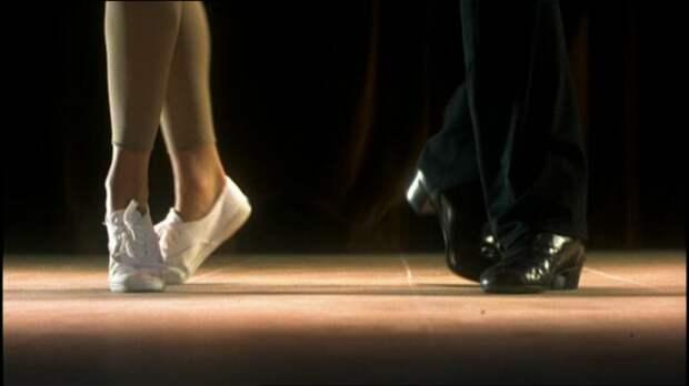 Белые кеды Бэби из «Грязных танцев», 1987 год. \ Фото: pinterest.com.
