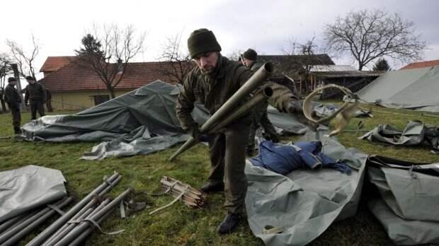 В Госдуме ответили на желание Чехии взыскать с РФ компенсацию за взрывы во Врбетице